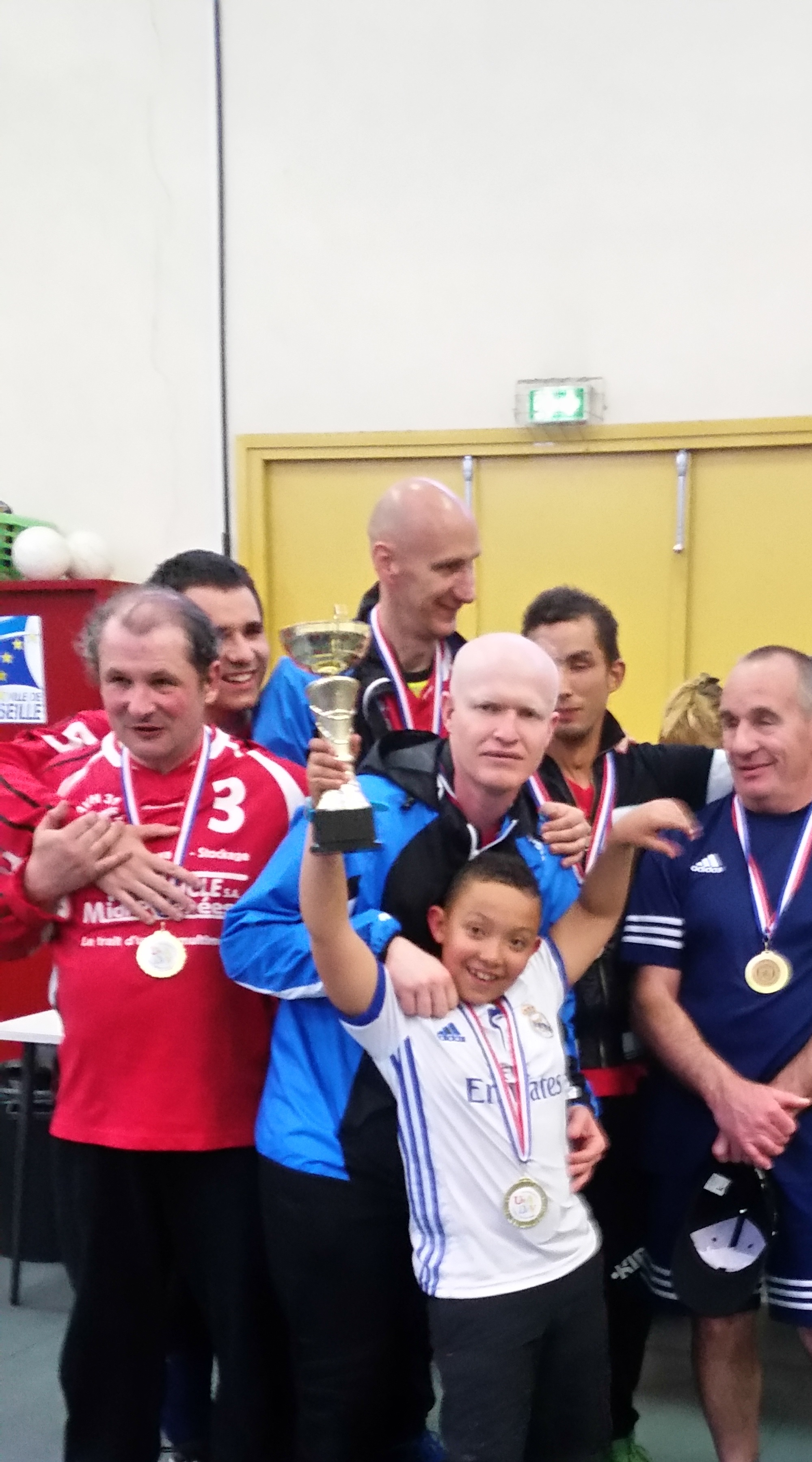 Photo : championnat n1 masculin 2018