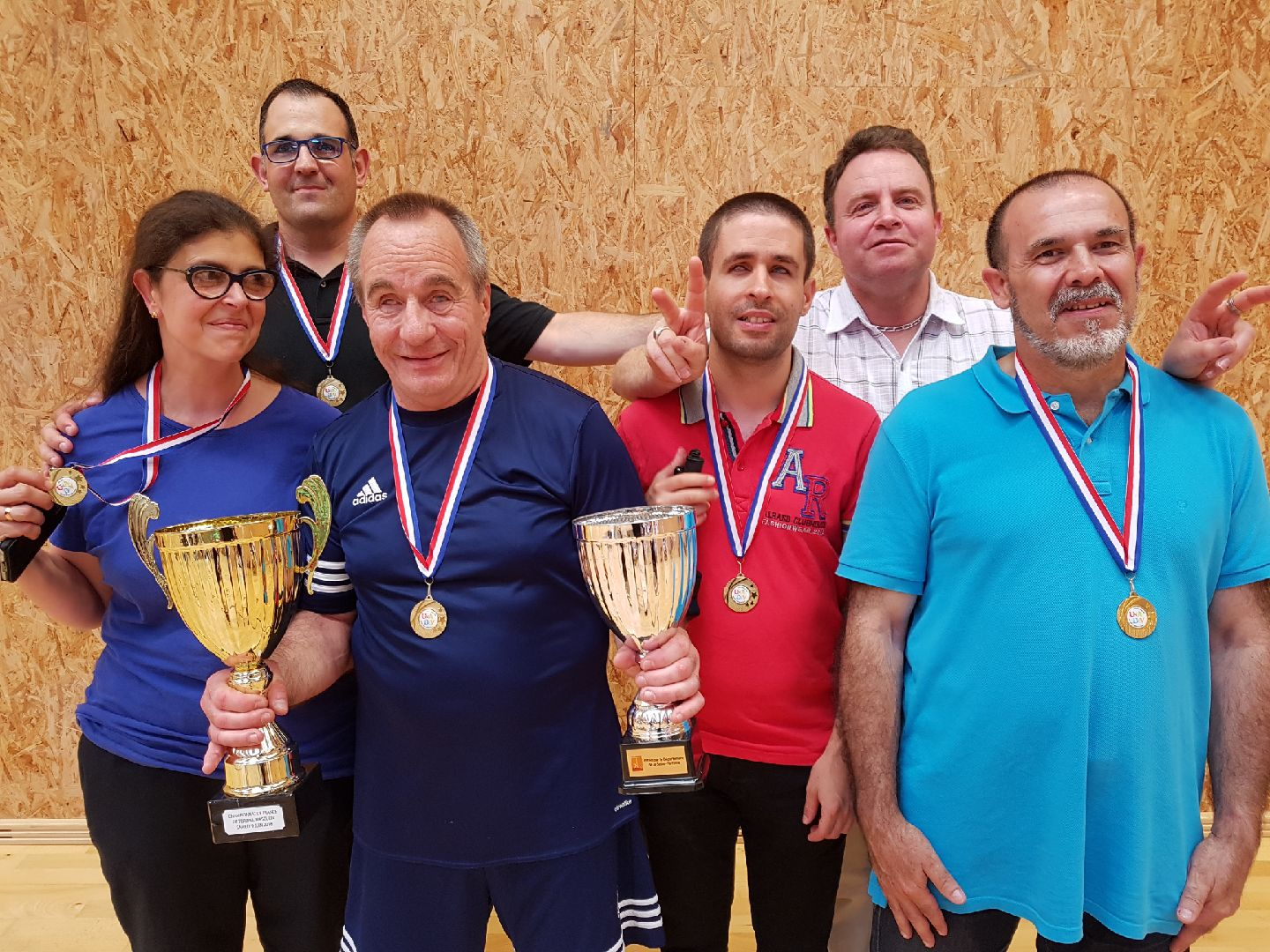 Photo : championnat n3 masculin 2018